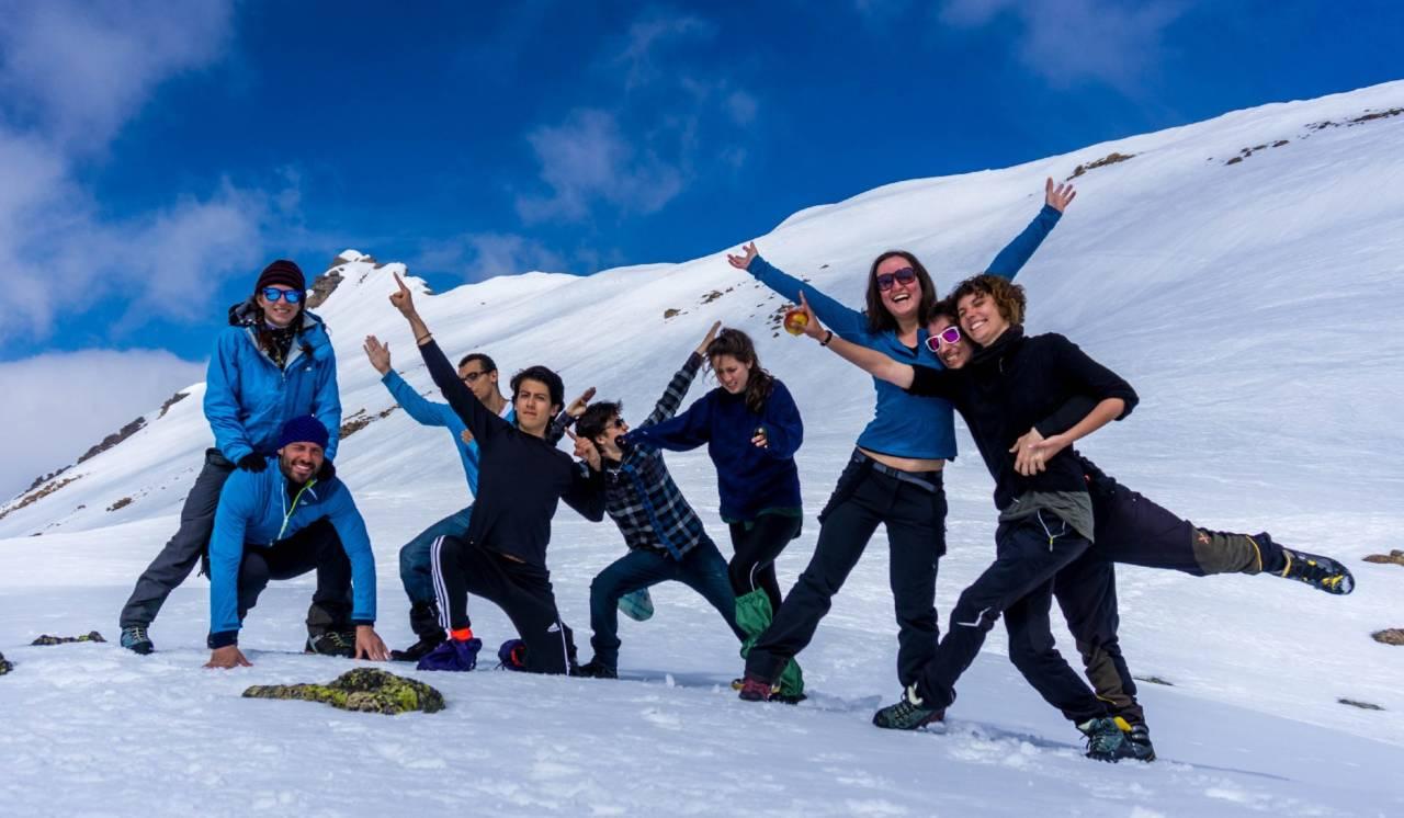 阿尔卑斯山远足计划