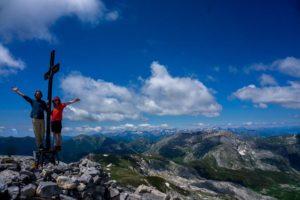 阿尔卑斯山与徒步之旅